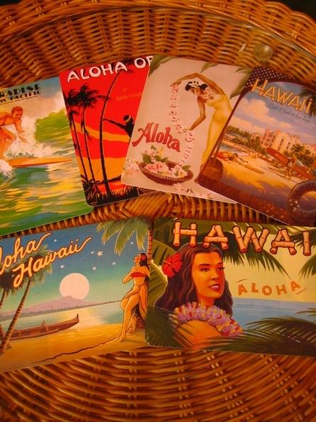 ハワイアンポストカード各種