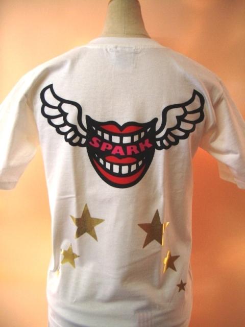 フライングマウスTシャツ