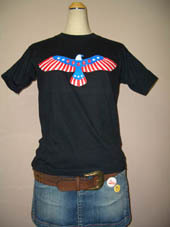 バードTシャツ