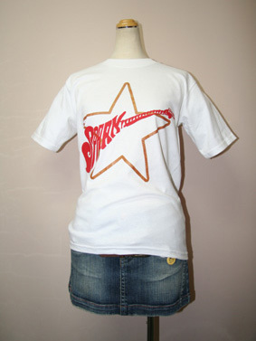 ギターSPARK Tシャツ