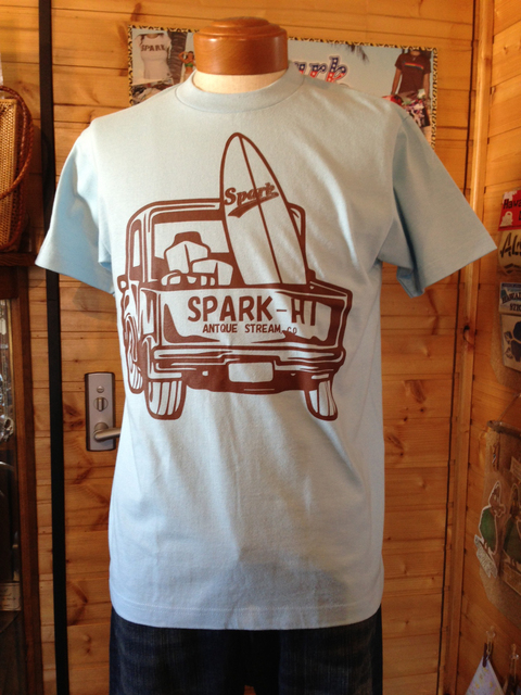SPARK Tシャツ