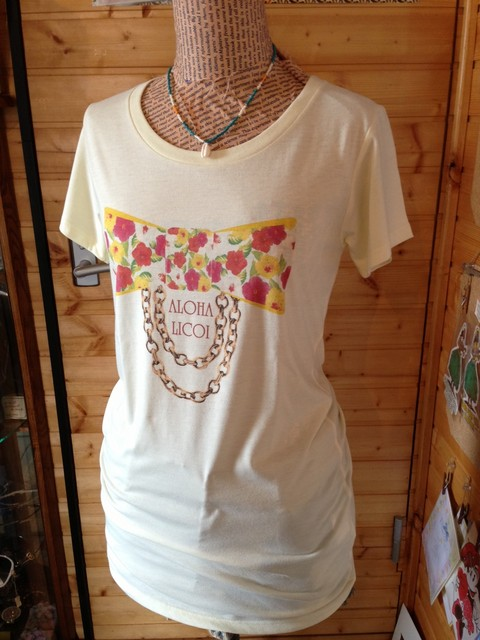 Licoi Tシャツワンピ