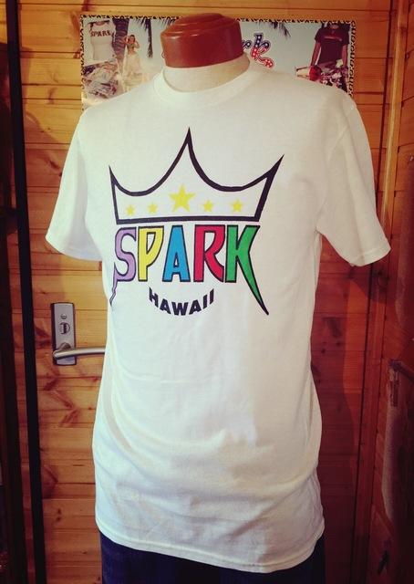 SPARK スペシャルデザインTシャツ