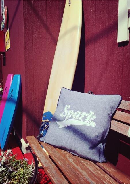 SPARK クッションカバー