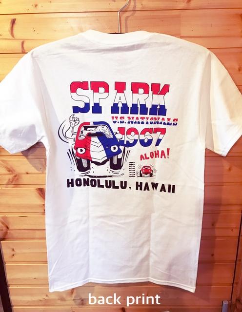 SPARK U.S.NATIONALS Tシャツ