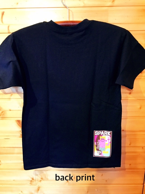SPARK UP Tシャツ