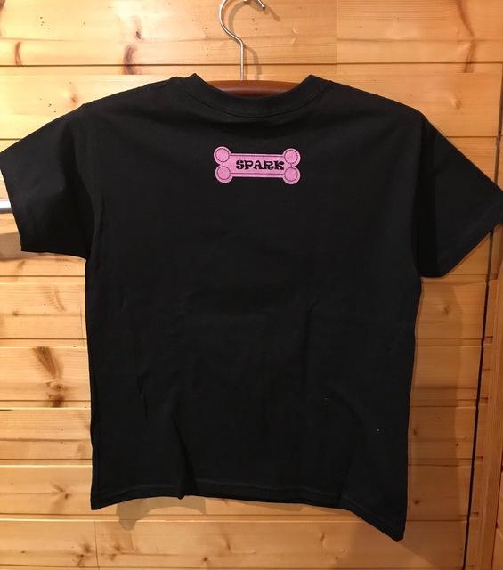 SPARKアメリカンプードルT-shirt